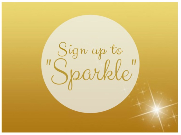 Sign up to Sparkle
